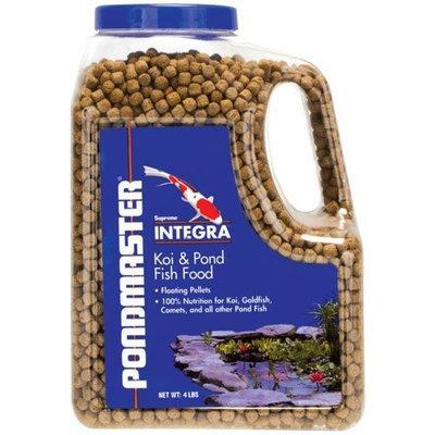 Danner 55040 Integra Premium 4-pound Pond Fish Food (Discontinued by Manufacturer)