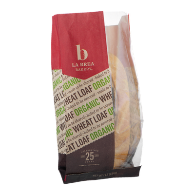 La Brea Bakery Organic Wheat Loaf
