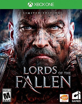 Bandai Lords of the Fallen for Xbox One