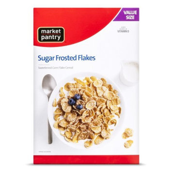 market pantry Market Pantry Cereal Sugar Frosted Flakes 26.8oz