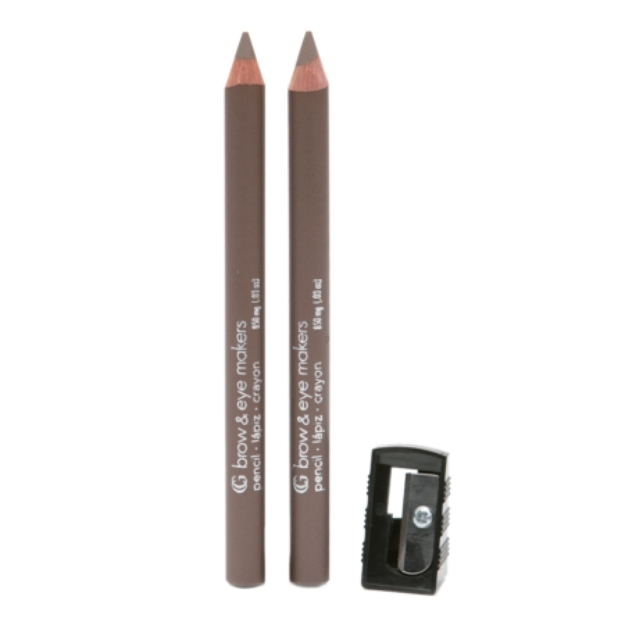 COVERGIRL Brow & Eye Makers Brow Shaper and Eyeliner