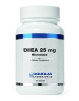 Douglas Labs - DHEA Sublingual 25mg 60 tabs