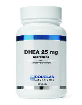 Douglas Labs - DHEA Sublingual 25mg 60 tabs