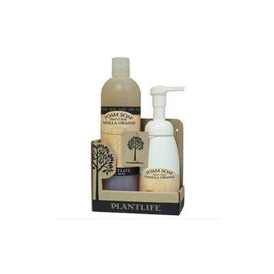 Plantlife Value Set Vanilla Orange Foam Soap