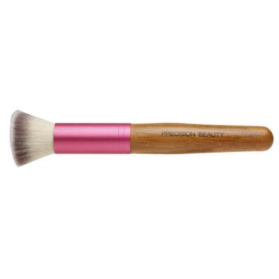 Precision Beauty Stippling Brush. Soft Taklon Hair