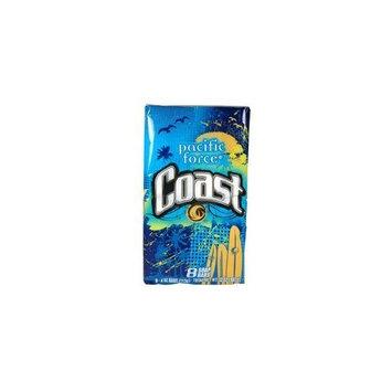 Coast Pacific Force Bath Soap Bars - 4 Oz / Bar, 8 Bars