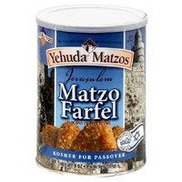 Yehuda Matzo Farfel 9.0000 OZ (Pack of 12)