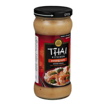 Asian Creations Thai Kitchen Simmer Sauce Panang Curry