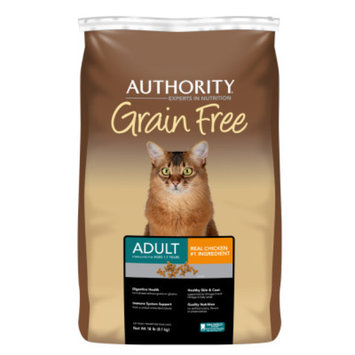 AuthorityA Grain Free Adult Cat Food
