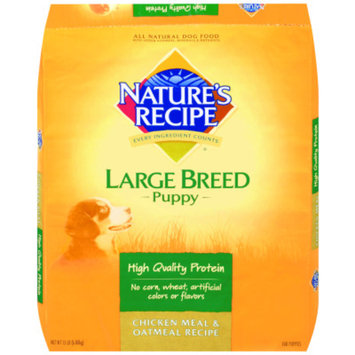 Nature's RecipeA Large Breed Puppy Food