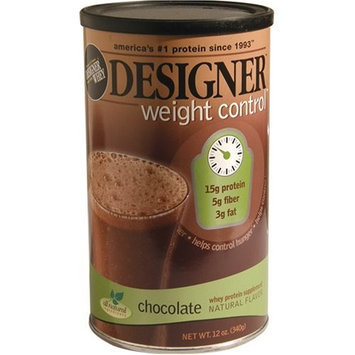 Next Proteins Designer Weight Control, Chocolate, 12-Ounce Can