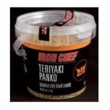 Iron Chef Bread Crumb, Teryaki, Panko, 6-Ounce (Pack of 6)