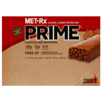 Met-Rx Prime Bar Chocolate Brownie