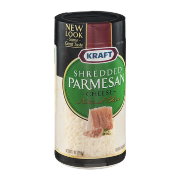 Kraft Shredded Parmesan Cheese