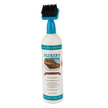 Fluker's Organic Cleaner Super Scrub