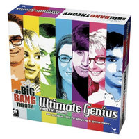 Cardinal Industries The Big Bang Theory Ultimate Genius Party Game