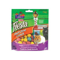 Kaytee Products Fiesta Treat Zone Crunch 8oz -For All Small Animals