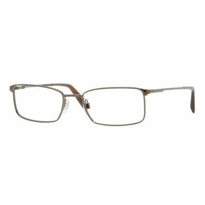 Burberry Glasses 1172 1094 Black and Brown 1172 Rectangle Sunglasses