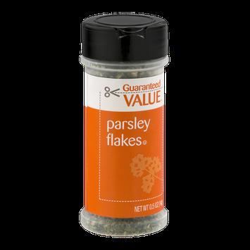 Guaranteed Value Parsley Flakes