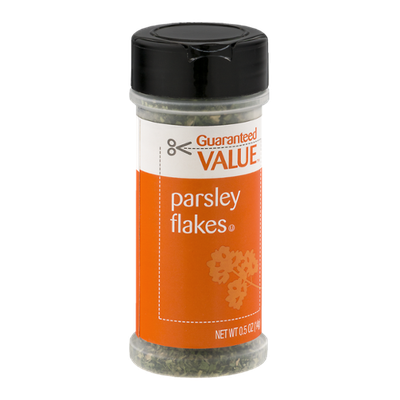 Guaranteed Value Parsley Flakes