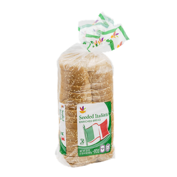 Ahold Seeded Italian Enriched Bread