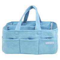 Trend Lab Storage Caddy - Ultra Suede Turquoise by Lab