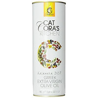 Gaea Cat Cora's Kitchen Extra Virgin Olive Oil, Kalamata D.O.P., 33.8 Ounce
