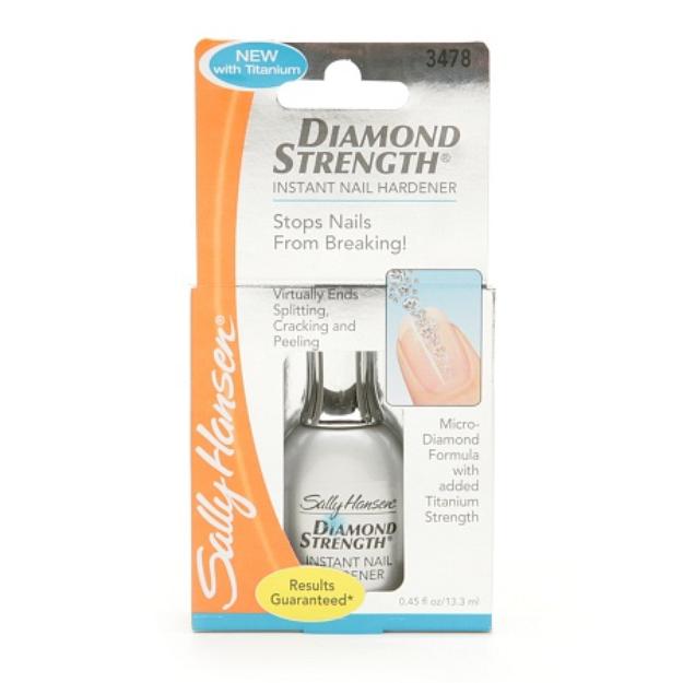 Sally Hansen® Diamond Strength Instant Nail Hardener