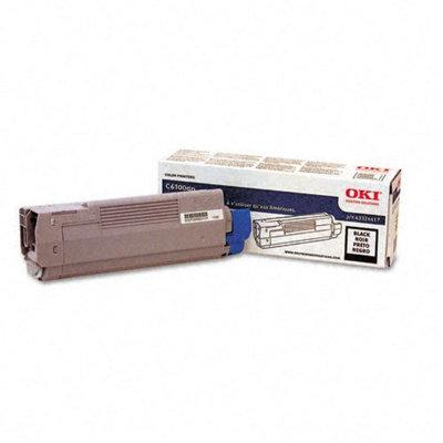 Okidata Corporation 43324420 Toner Cartridge, Black - OKIDATA