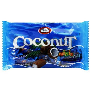 Elite Mini Coconut, 8.7500-ounces (Pack of 4)
