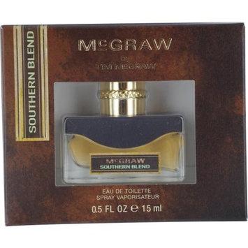 Tim Mcgraw Southern Blend Eau De Toilette Spray for Men, 0.5 Ounce