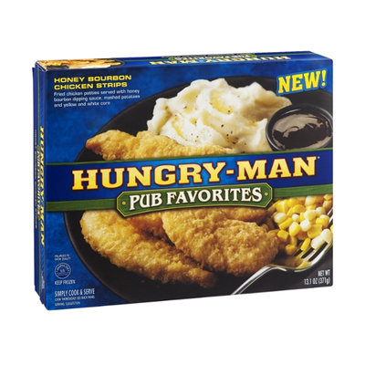 Hungry-Man Pub Favorites Chicken Strips Honey Bourbon