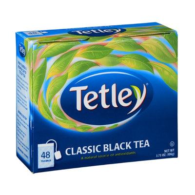 Tetley Classic Black Tea Bags