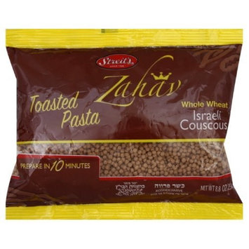 Streits Couscous, Whole Wheat, Israeli, 8.8-Ounce (Pack of 24)