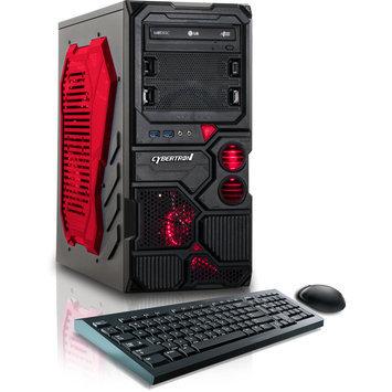 Cybertronpc - Borg-709 Desktop - Amd Fx-series - 8GB Memory - 1TB Hard Drive