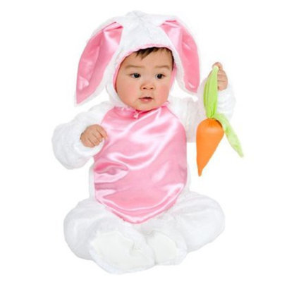 Buy Seasons Plush Bunny Child Costume - XS