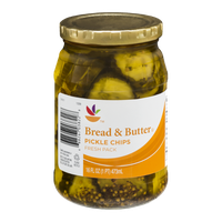 Ahold Pickle Chips Bread & Butter