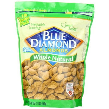Blue Diamond Almonds Whole Natural