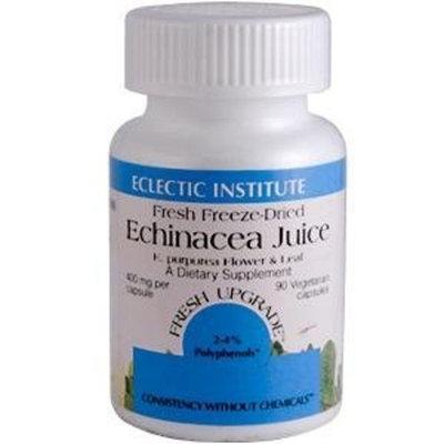 Eclectic Institute Inc Echinacea Purpurea Juice 400 Mg, 90 Caps 400 Mg