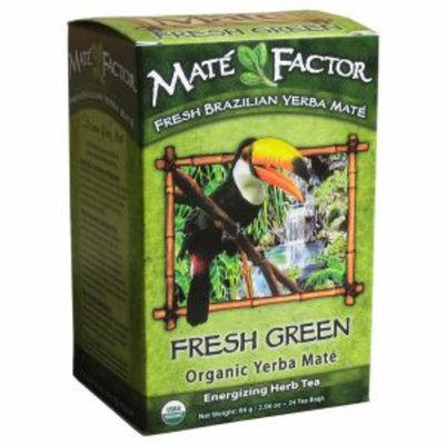 Yerba Mate Fresh Green Organic Tea