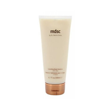 MD Skincare Hydrating Body Emulsion with Aloe, 6.7 fl. oz.