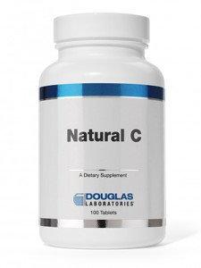 Douglas Laboratories - Natural C 1000 mg. - 100 Tablets