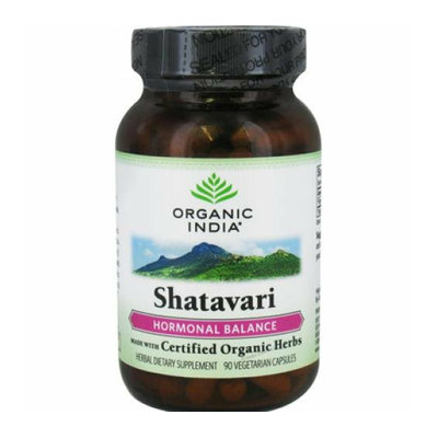 Organic India Shatavri 90 Vegetarian Capsules