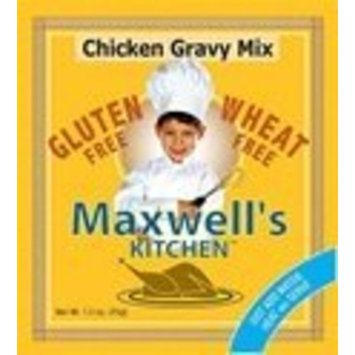 Maxwell's Kitchen Gravy Mix Gluten Free Chicken -- 1.2 oz