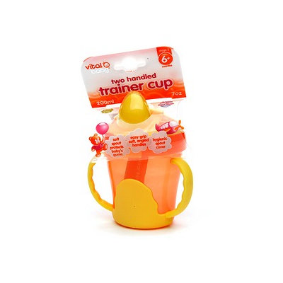 Vital Baby Two Handled Trainer Cup (7 oz)