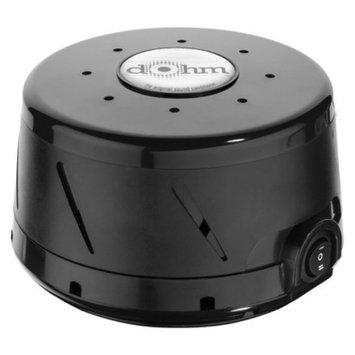 Marpac Dual Speed Sound Machine Dohm DS Black