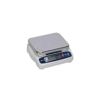 A & D WEIGHING SJ-5001HS General Prps Scale, SS Pltfrom,5000g Cap.