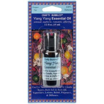 Bolek's Essential Oil .5Oz-Ylang Ylang