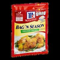 McCormick Bag 'N Season Original Chicken Seasoning Mix