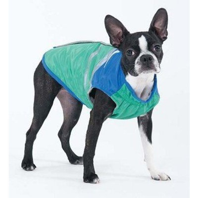 Fashion Pet Out and About Dog Coat Medium Green